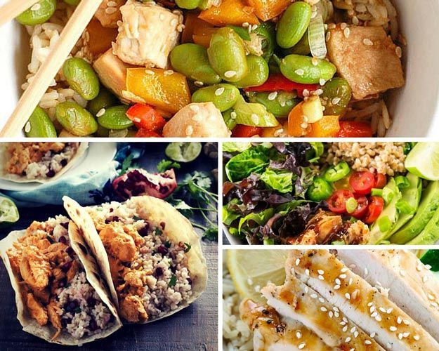 Chicken and Rice Recipes | 18 Chicken Recipes That Will Impress Your Dinner Guests | Seriously Delicious Brunch and Dinner Recipes. Check it out at  http://pioneersettler.com/chicken-recipes-dinner/