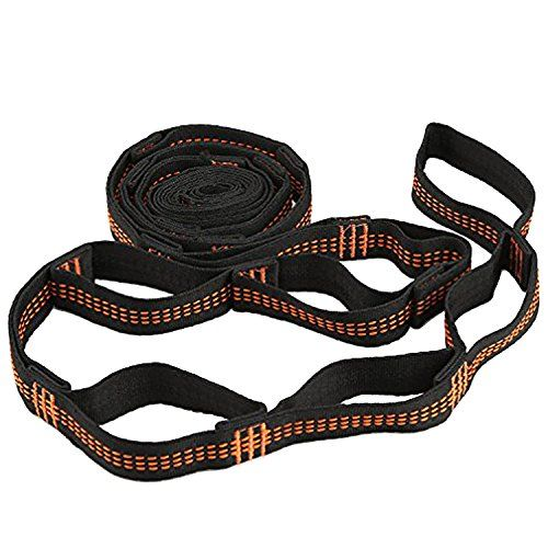 hammock straps with 19 loops adjustable hammock tree straps with 2 locking carabiners highstrength polyester webbing hammock straps with 19 loops adjustable hammock tree straps with 2      rh   pinterest