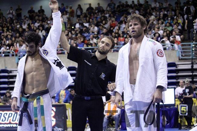 Pan-Americano de Jiu-Jitsu 2012.