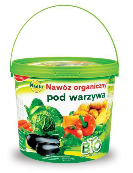 Planta Nawoz Bio 3kg Organiczny Pod Warzywa Wiadro Lunch Box Pods Compost Bin