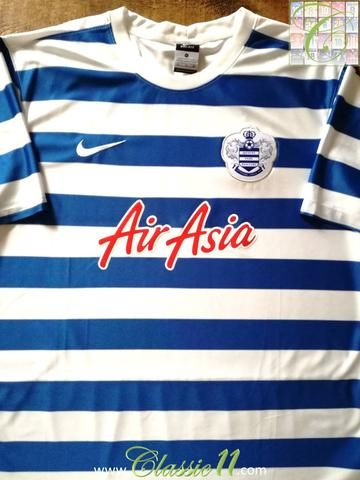 Official Nike Queens Park Rangers home football shirt from the 2014 2015  season. a12e65021