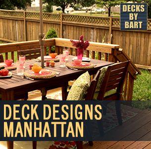 Deck Designs Manhattan