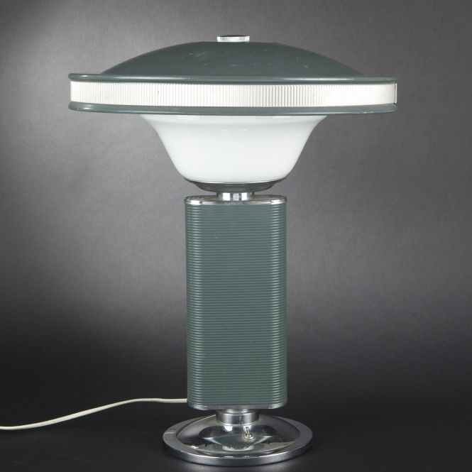 Lampe 50 Eileen Gray 1950 Vintage Mid Century Lamps Grey Lamp Lamp