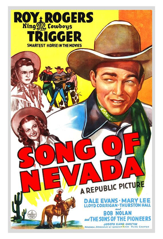 """""""Song of Nevada"""" 1944"""