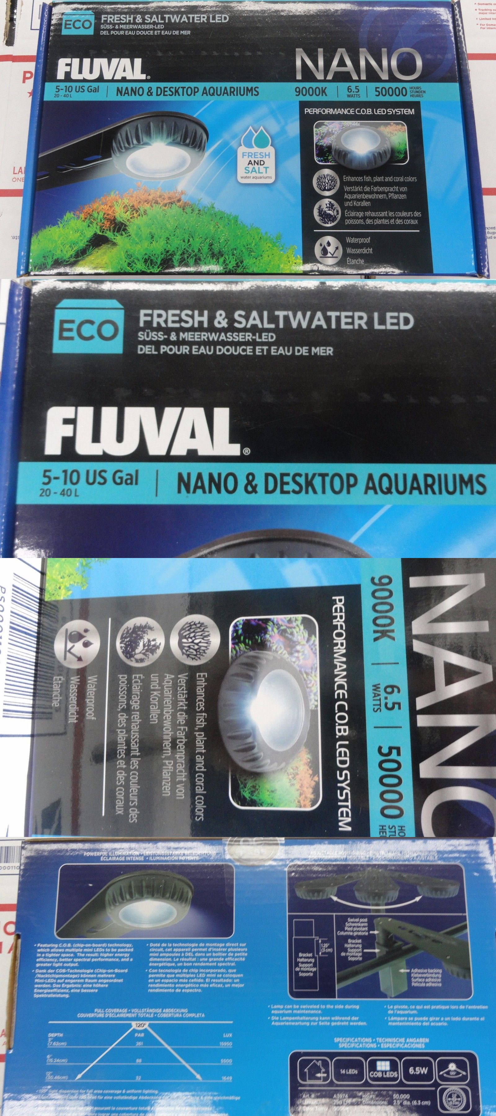 Lighting and Bulbs Fluval A3974 Fresh And Saltwater Led Light