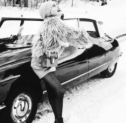citroen ladies: Photo | Citroen ds, Citroen, Classic cars