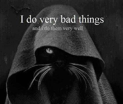 Dark bad twisted things;)