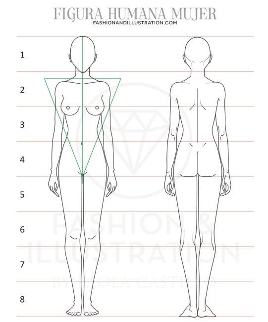 Gratis Figura Humana Mujer Para Disenar Colecciones Figurines De Moda Figurines De Mujer Disenos De Unas
