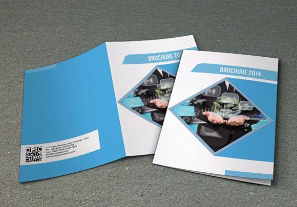 Business Brochure V Business Brochure Brochures And - Bi fold brochure template free