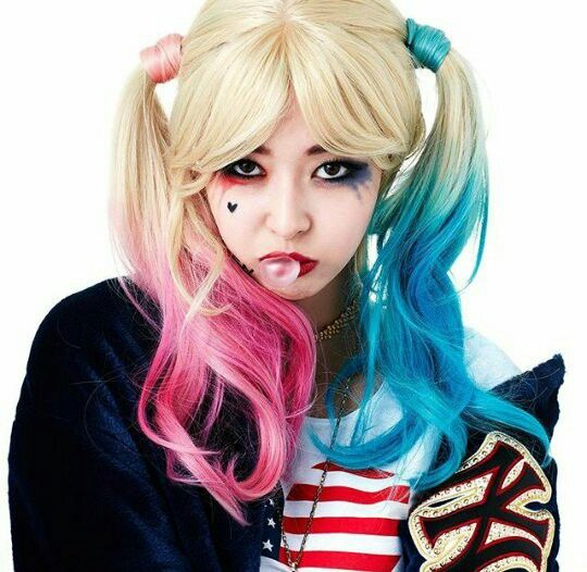 kwon nara harley quinn kwon nara hellovenus pinterest. Black Bedroom Furniture Sets. Home Design Ideas
