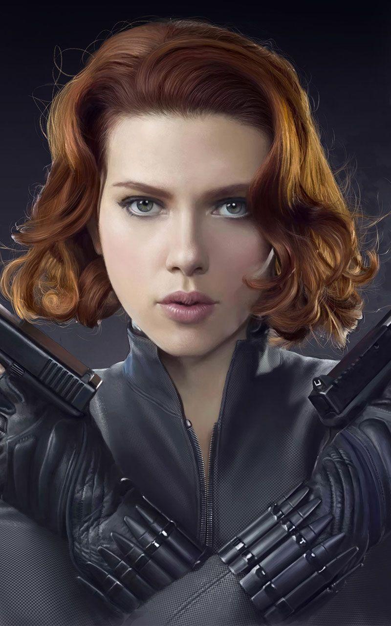 Black Widow Wallpaper Hd Free Download