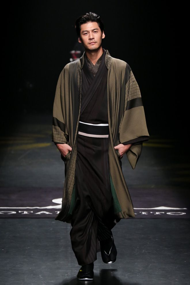 Image Result For Male Kimono Inspiration Pinterest Fashion