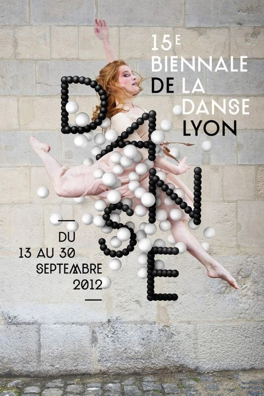Les Graphiquants pour la Biennale de la danse
