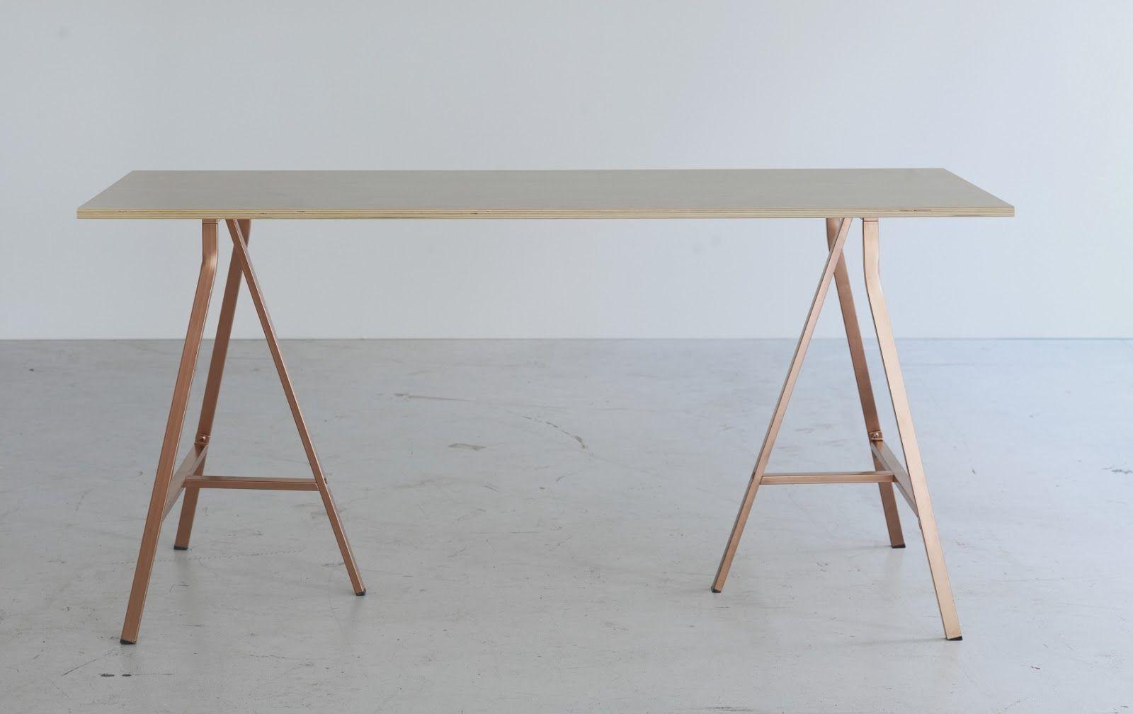 Unique Ikea Sawhorse Table Legs