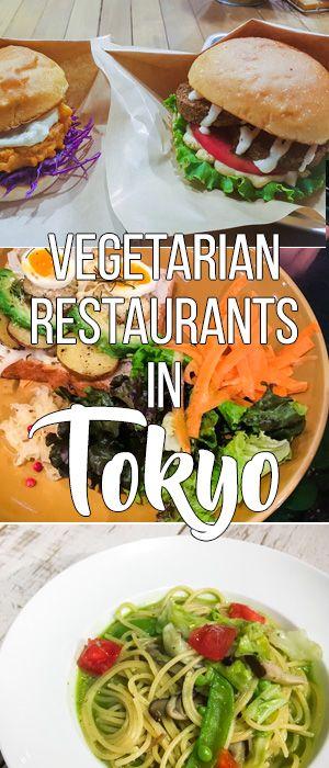 8 Restaurants In Tokyo For Vegetarians Eunicetan Co Japanese Vegetarian Recipes Tokyo Restaurant Tokyo Food