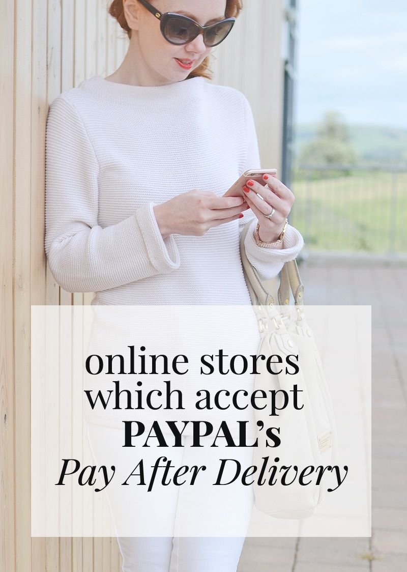 What Stores Take Paypal >> 20 Fashion And Beauty Stores That Accept Paypal Pay After Delivery