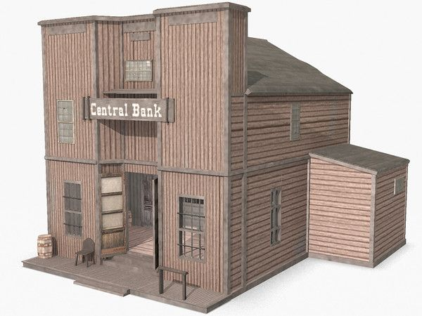 how to make a model of bank