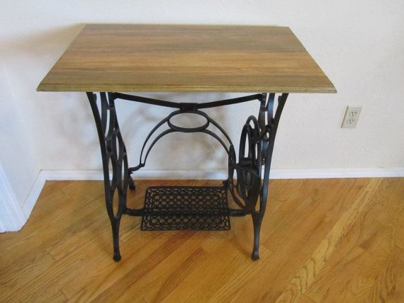 Fresh Wrought Iron Entry Table