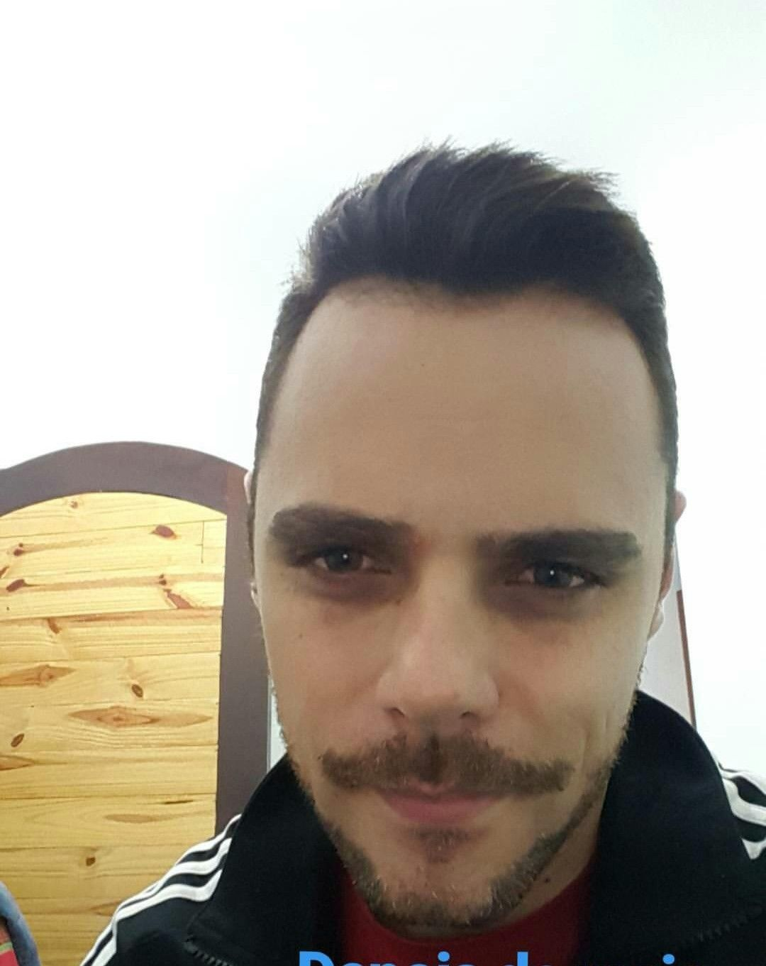 Nose piercing for guys  Pin by Anderson Antunes on Barbas  Pinterest