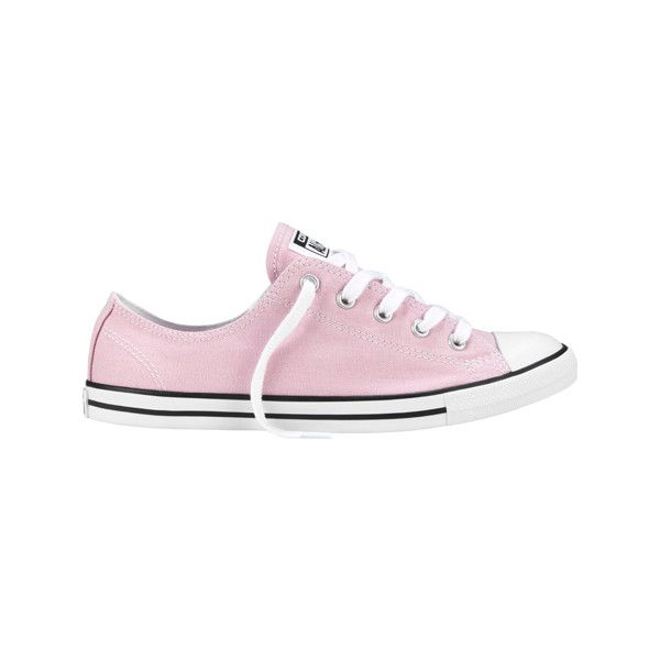 Women's Converse Chuck Taylor® All Star Dainty Ox - Pink Freeze/White/Black