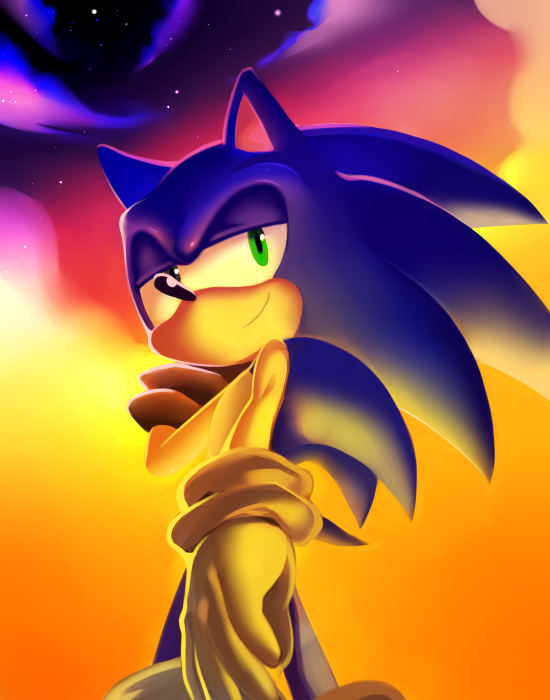 sonic by Syesye996 on deviantART - Sonic the Hedgehog | Other Sonic ...