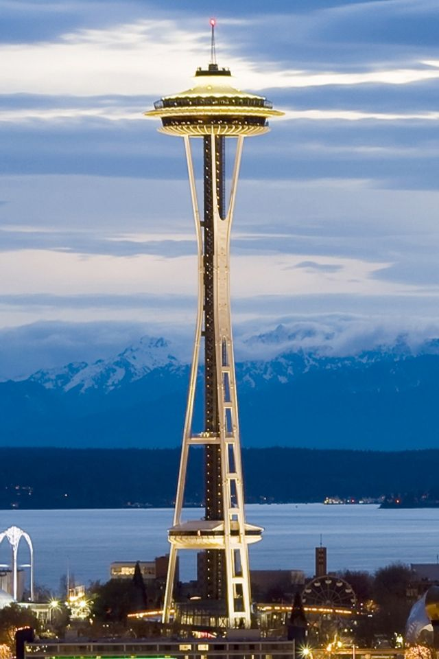 Seattle Center Iphone Wallpaper Hd Seattle Wallpaper Iphone Wallpaper Wallpaper