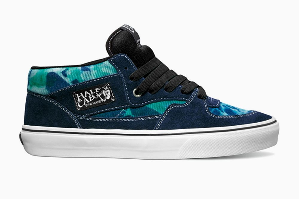 acd02a917d Vans Tie Dye Classics for Spring 2013