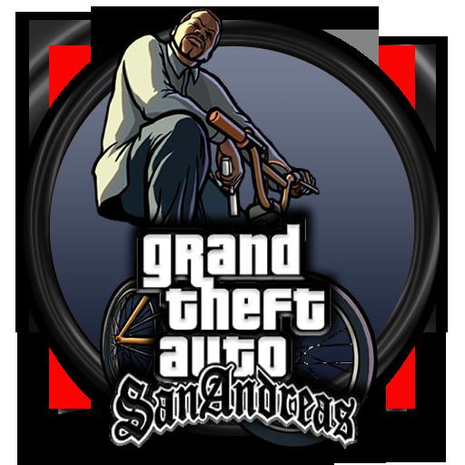 Grand Theft 5 Auto San Andreas 2 Grand Theft Auto San Andreas Icon V2 By Kamizanon On Devia San Andreas Grand Theft Auto Grand Theft Auto Series San Andreas