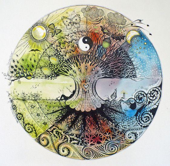 Tree of Life by Fransien de Vries
