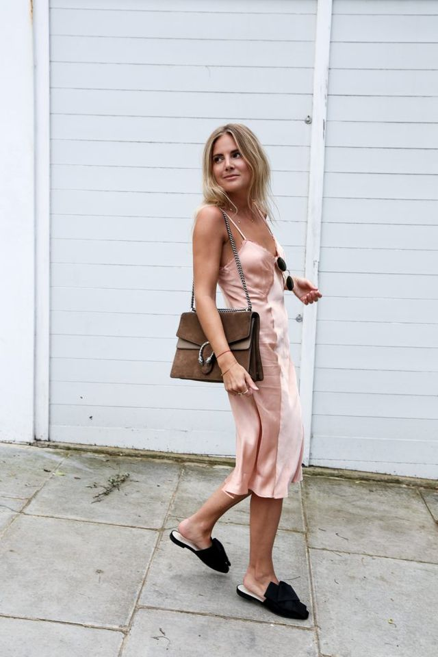 6 Ways To Wear A Slip Dress For Any Occasion