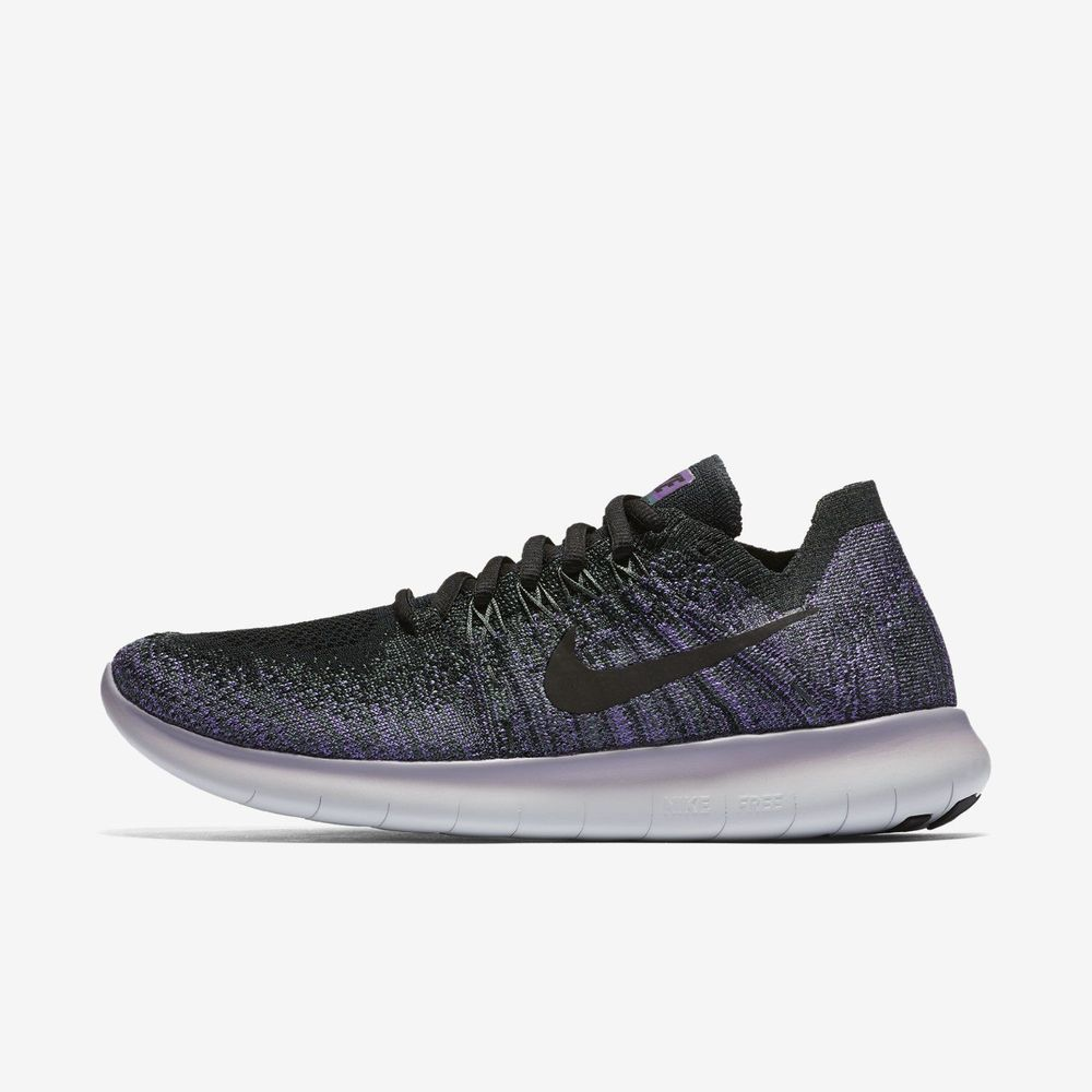 d7d377b043be Nike Free RN Flyknit 2017 Womens Running Shoes 7.5 Vintage Green 880844 302   Nike  RunningShoes
