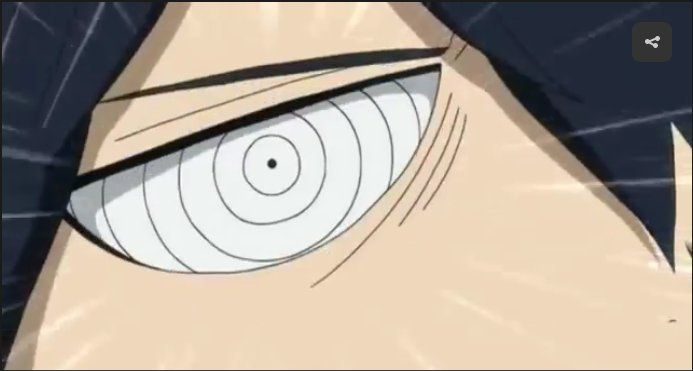 this is the wrong anime fairy tail creators gray doesn't have the rinnegan