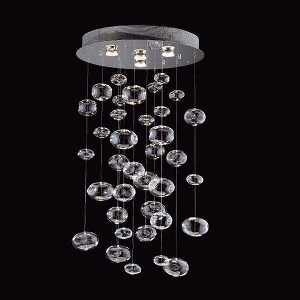 Prospetto 5605 4 Light Bubbles Hanging Large Pendant Lighting