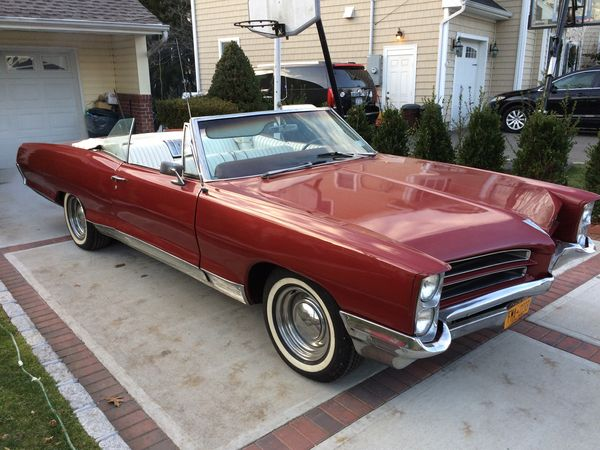 1966 Pontiac Bonneville For Sale In Great Shape In West Babylon Ny For 6 Thousand Dollars Today Collector Car Nation Pontiac Bonneville Pontiac Bonneville