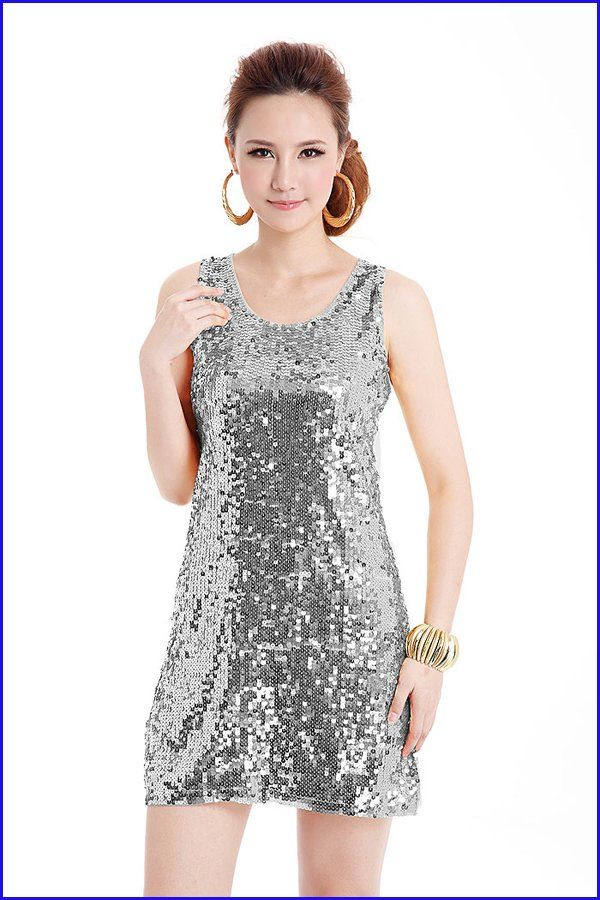 Novelty-Golden-Silver-fashion-ladies-party-dress-Shining-Gauze ...