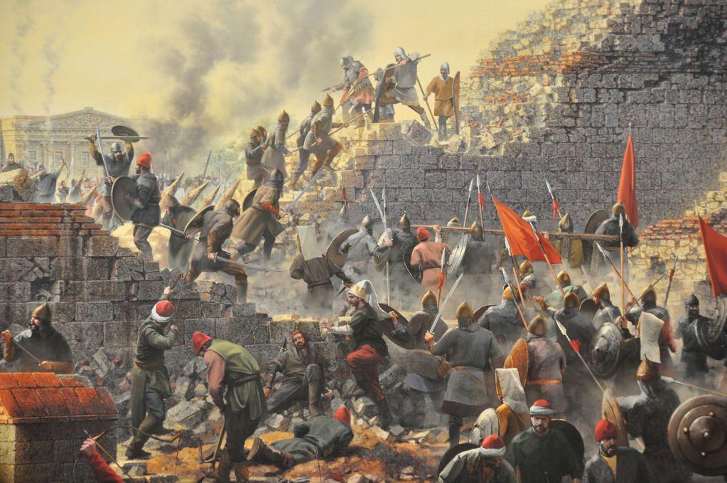 Constantinoples fall essay