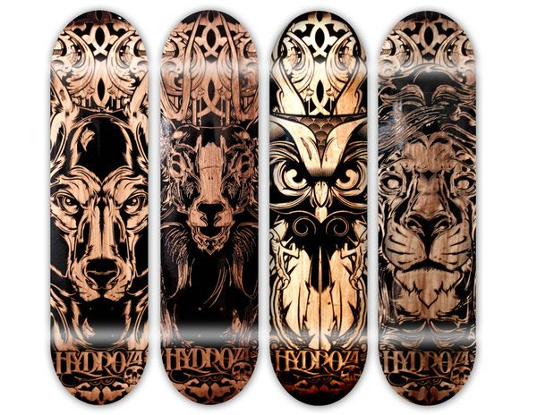 1000+ images about Skateboard Designs on Pinterest | Industrial ...