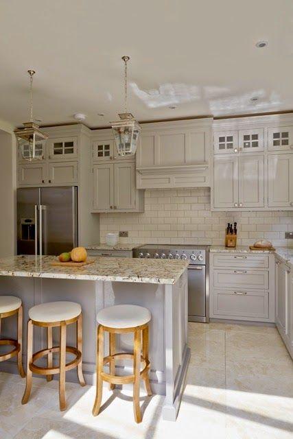 Clapham Shaker Kitchen: Kitchen Styling, Kitchen