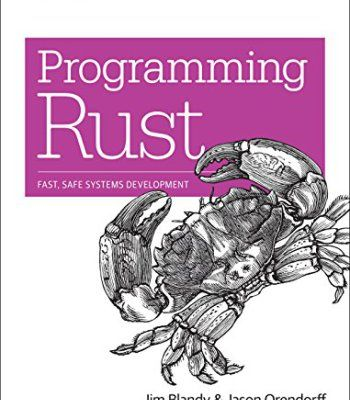 Book pdf rust