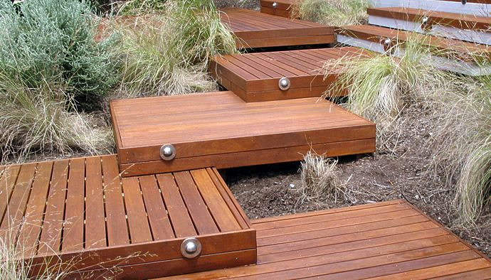 Best Deck Platform Steps Landscape Deck Pool Ideas 400 x 300