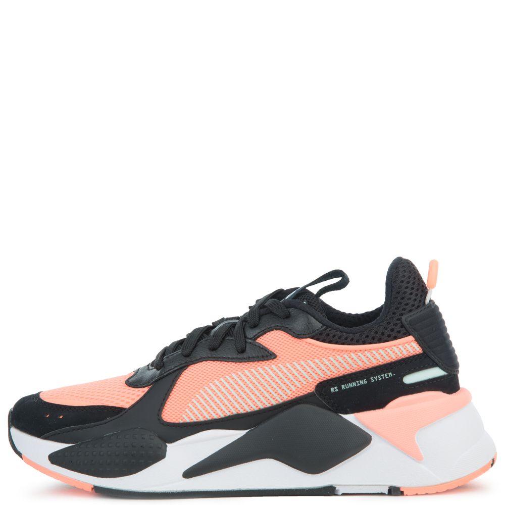 Puma (gs) Rs-x Toys Puma Black-bright Peach | Mens puma ...