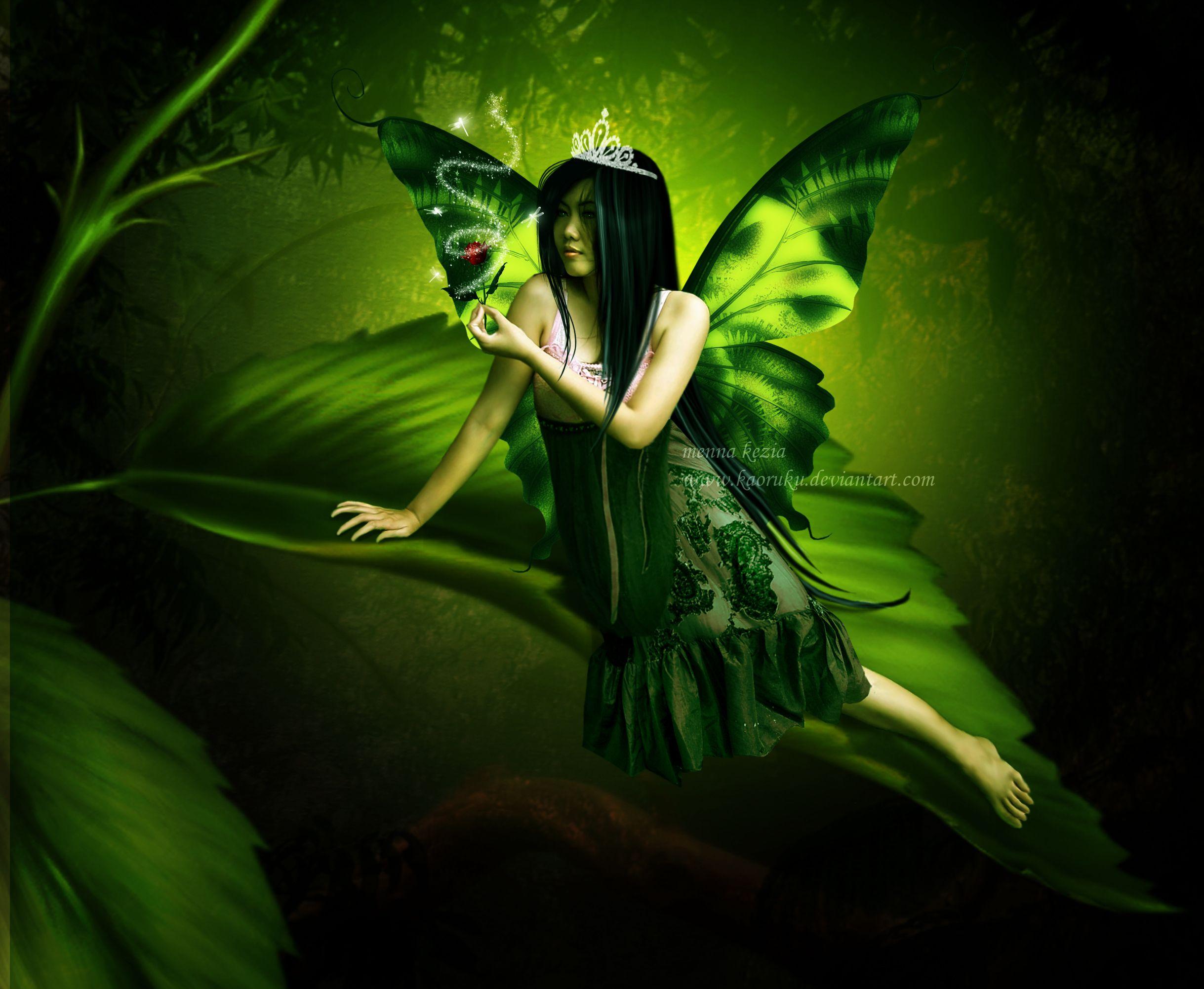 Green earth fairies