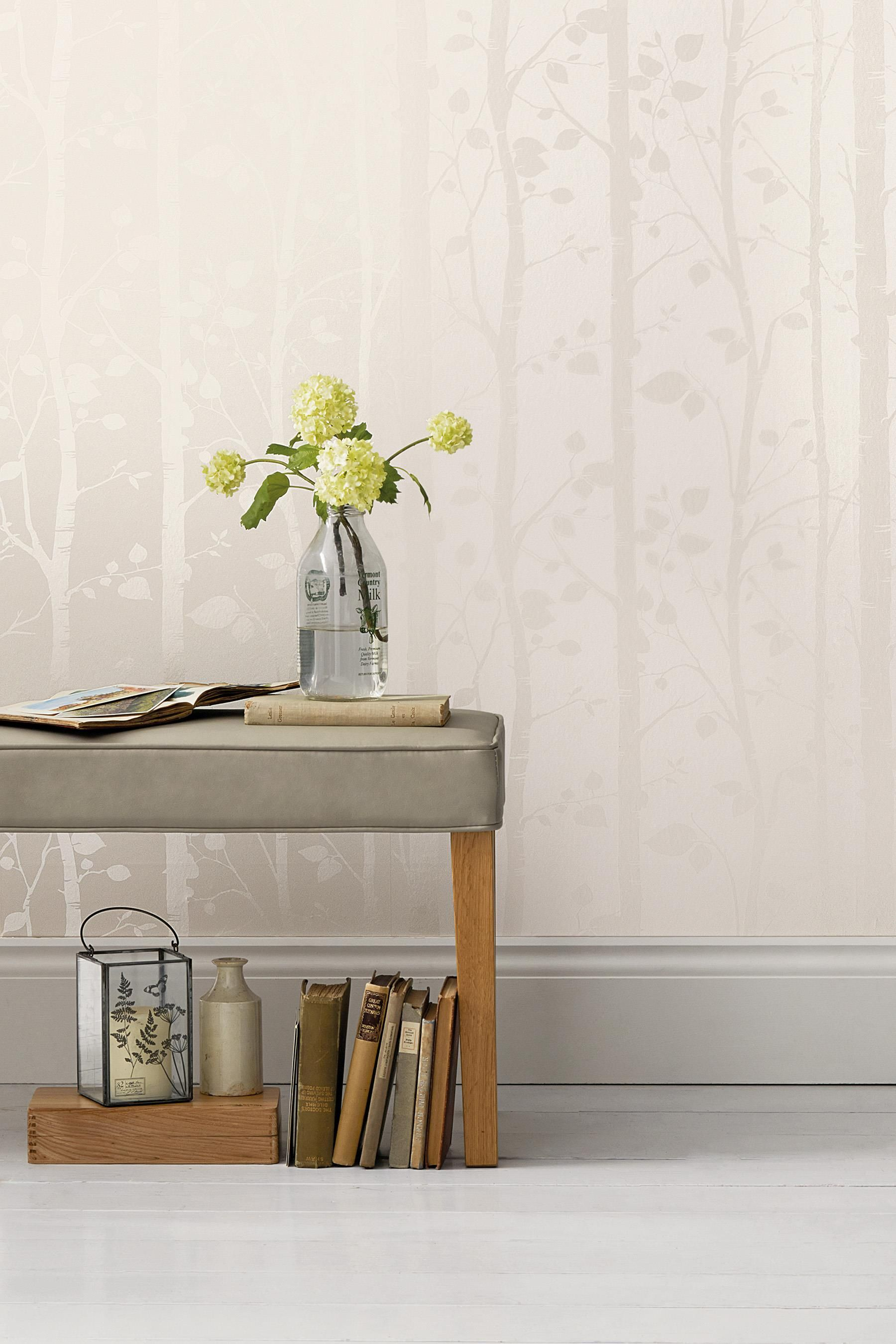 Buy Natural Trees Wallpaper from the Next UK online shop Hall.Landing.Stairs? | Home | Pinterest ...