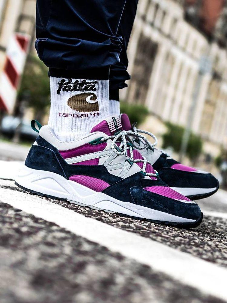 Patta X Karhu Fusion 2 0 Peacoat 2015 By Shoecrewmd Karhu Sneakers Buy Sneakers Sneakers