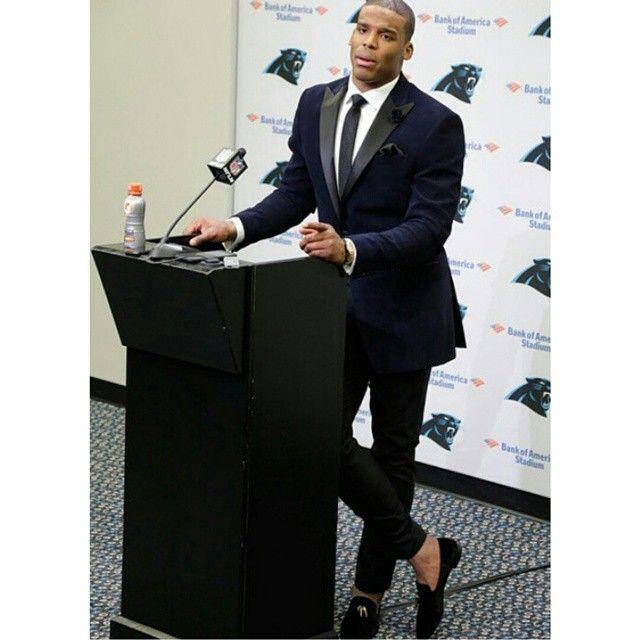 cam newton gay   Cam-Newton-tuxedo-look-velvet-loafers- - Cam Newton Gay Cam-Newton-tuxedo-look-velvet-loafers-no-socks