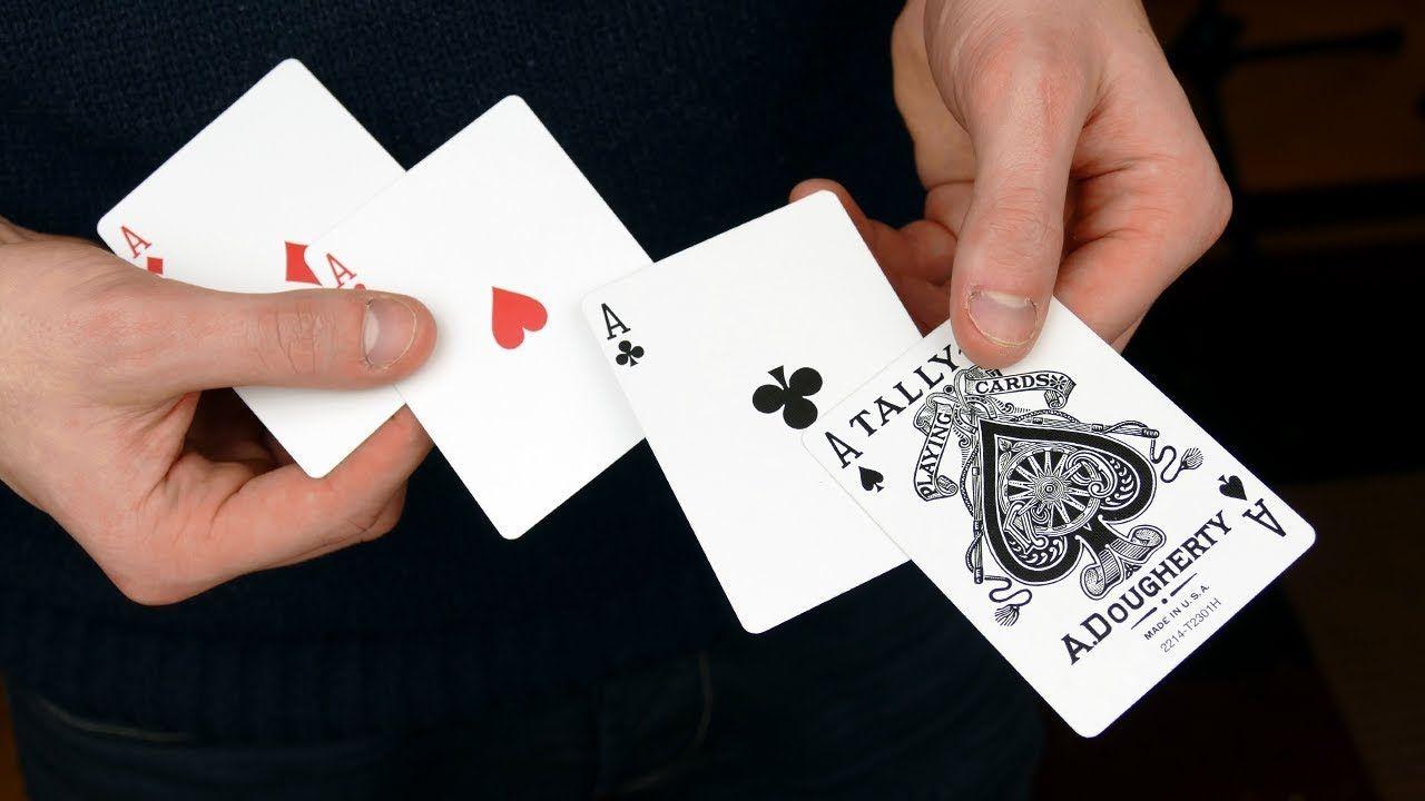 Easy Stunning Card Trick Tutorial Magic Card Tricks Card
