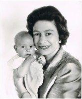 La realeza británica vista a través del lente de Cecil Beaton, fotógrafo inglés