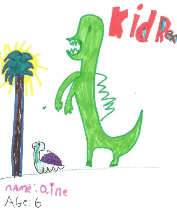 Kidrex Kids Drawings