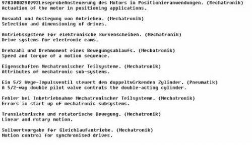 Pin Auf Bild Zur Software Wortschatz Uebersetzungen Mechatronik