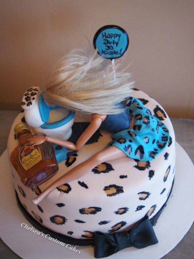 dirty birthday cake - photo #33